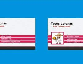 #18 for Design some Business Cards for a taco business af Shrey0017