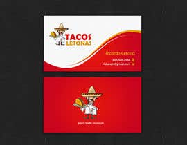 #26 for Design some Business Cards for a taco business af einsanimation
