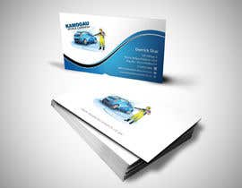 #13 cho Design a letterhead and business card for a car wash. bởi einsanimation