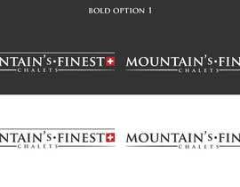 FelipeVargasR tarafından Design of a logo for Mountain's Finest için no 72