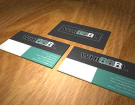 #18 untuk Design some Business Cards for WHIRRRL oleh toi007