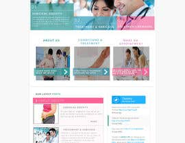 #12 for Design a Website Mockup for a surgeon af chafaiayman