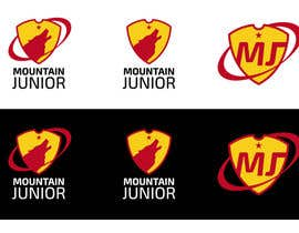 """Nro 28 kilpailuun Design a Logo for """"Mountain Junior"""" sports club käyttäjältä rlanto003"""