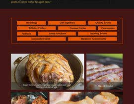 #5 for Design a Website Mockup for Hog Roast Company af draphal