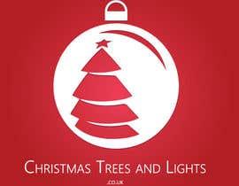 Nro 39 kilpailuun Design a Logo for Christmas Trees and Lights käyttäjältä dilpora