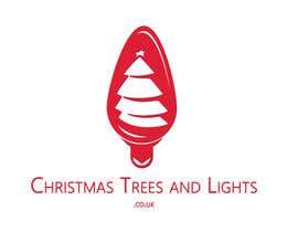 Nro 56 kilpailuun Design a Logo for Christmas Trees and Lights käyttäjältä dilpora