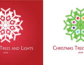 #94 for Design a Logo for Christmas Trees and Lights af dilpora