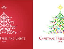 #150 untuk Design a Logo for Christmas Trees and Lights oleh dilpora