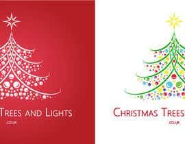 Nro 150 kilpailuun Design a Logo for Christmas Trees and Lights käyttäjältä dilpora