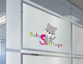 #5 untuk Design a Cute Wolf Logo for Children's Clothing Store oleh ngoctien1992