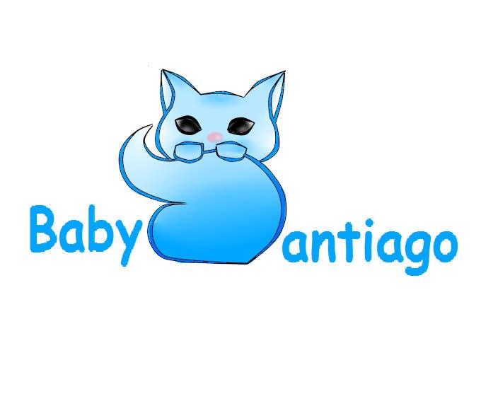 Kilpailutyö #14 kilpailussa Design a Cute Wolf Logo for Children's Clothing Store