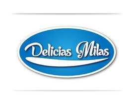 #3 untuk Logo and Business Card for Delicias Milas oleh georgeecstazy