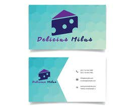 #21 untuk Logo and Business Card for Delicias Milas oleh faheemimtiaz