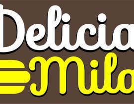 #19 for Logo and Business Card for Delicias Milas af SandeepRevankar