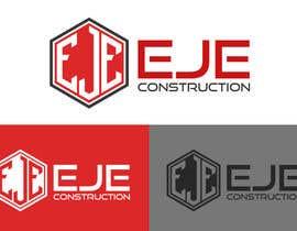 Nro 31 kilpailuun Design a Logo for EJE construction käyttäjältä vladspataroiu
