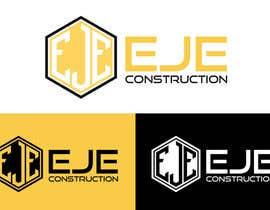 Nro 72 kilpailuun Design a Logo for EJE construction käyttäjältä vladspataroiu