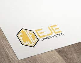 Nro 73 kilpailuun Design a Logo for EJE construction käyttäjältä vladspataroiu