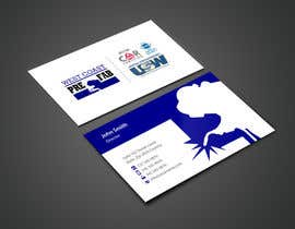 #42 untuk Design a Business Card Template for WCPF oleh einsanimation