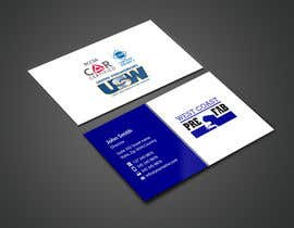 #47 untuk Design a Business Card Template for WCPF oleh einsanimation