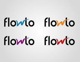 #109 for flowto logo by GoldSuchi