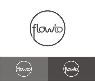 Nro 247 kilpailuun flowto logo käyttäjältä RPDonthemove