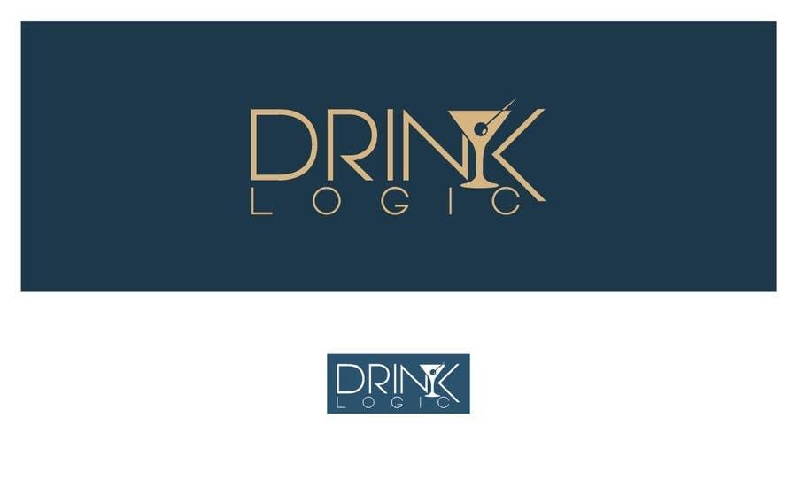 Konkurrenceindlæg #266 for Design a Logo for company name: Drink Logic