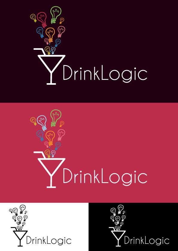 Konkurrenceindlæg #142 for Design a Logo for company name: Drink Logic