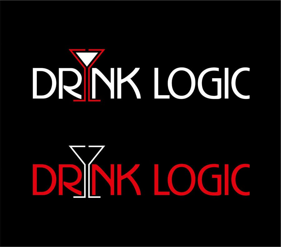 Konkurrenceindlæg #246 for Design a Logo for company name: Drink Logic