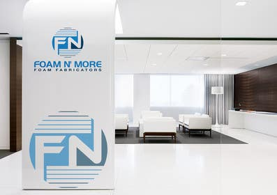 #118 cho Design a Logo for Foam N' More bởi sdartdesign