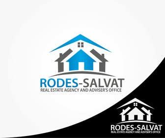 #10 untuk Design a logo for RODES-SALVAT S.C.P. -- 2 oleh alikarovaliya
