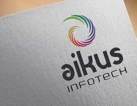 Nro 38 kilpailuun Design a Logo for Aikus Infotech käyttäjältä wrvasava