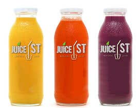 #37 for Logo Design-Juice Related by shwetharamnath