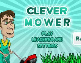 #3 for I need some Graphic Design for my iOS Game App: Clever Mower by Jus7y