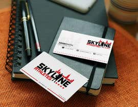 #29 untuk Design some Business Cards and Letter Head for Skyline Athletes LLC oleh MateuszDesigner