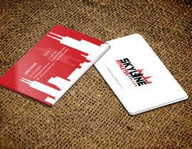 #25 untuk Design some Business Cards and Letter Head for Skyline Athletes LLC oleh einsanimation