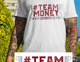Nro 43 kilpailuun Design a T-Shirt for Sports Company käyttäjältä milanlazic