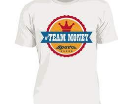 Nro 21 kilpailuun Design a T-Shirt for Sports Company käyttäjältä petersamajay