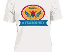 petersamajay tarafından Design a T-Shirt for Sports Company için no 28