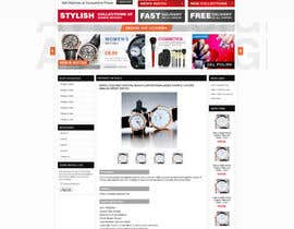 #15 para Design an ebay Template for our eBay store & listings (Themed to our business) por praveencp