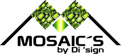 Nro 7 kilpailuun Design a Logo for a Mosaic Company käyttäjältä rjsoni1992