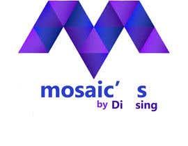 Nro 23 kilpailuun Design a Logo for a Mosaic Company käyttäjältä venkate123