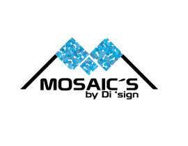Nro 20 kilpailuun Design a Logo for a Mosaic Company käyttäjältä zaldslim