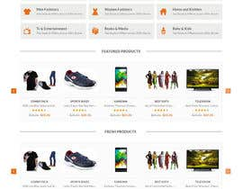 #16 untuk Design 9 templates for a upcoming price aggregator site oleh negibheji