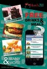 Entry # 27 for Design a In-store Restaurant Flyer for Mobile App. by