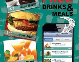 #27 para Design a In-store Restaurant Flyer for Mobile App. por ProliSoft