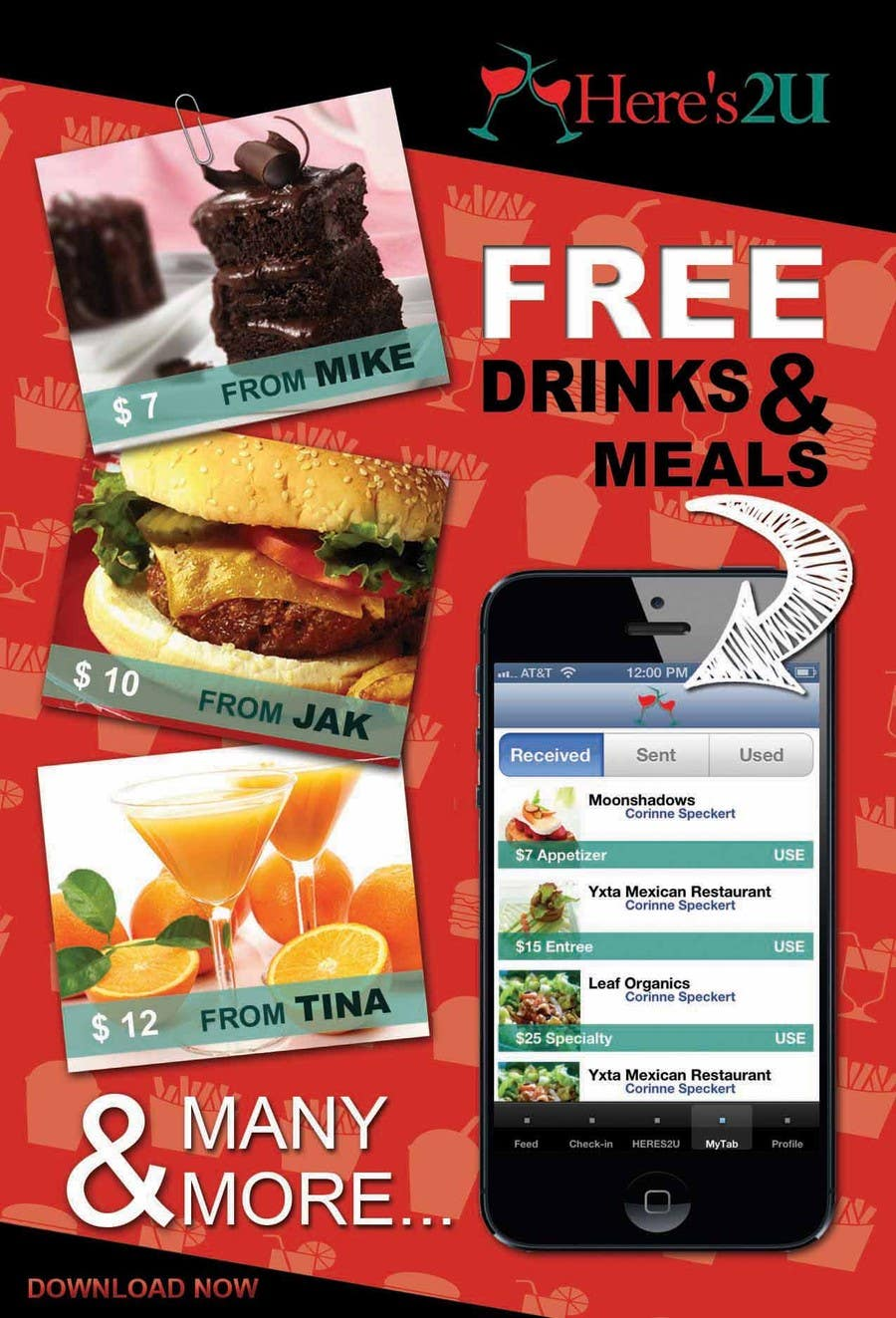 entry 28 by prolisoft for design a in store restaurant flyer for