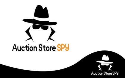 Nro 1 kilpailuun Logo for Auction Store Spy käyttäjältä akoroskoski