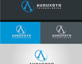 #43 untuk Auguxsys Technologies Logo oleh mdrassiwala52