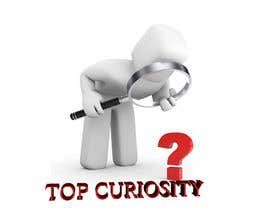 #20 for Design a Logo for Top Curiosity by qasimzhd123