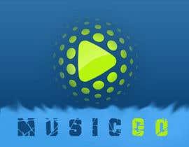 #19 para Design a Logo for musigo por fawazshakil
